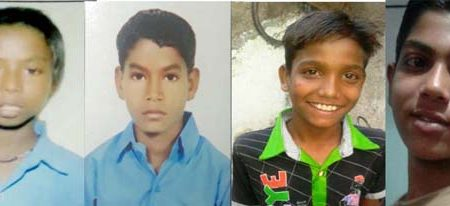 Seventh, Class, Missing, School, Children, Police