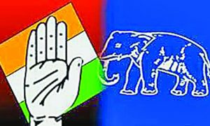 Congress, BSP, Alliance, Madhya Pradesh, Chhattisgarh