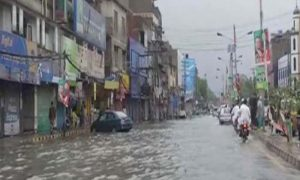 12 Deaths, Due, Heavy, Rains, Islamabad