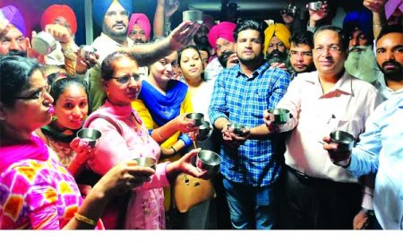 Civil, Secretariat, Employees, Even, Demanded, Bail, Manpreet Badal