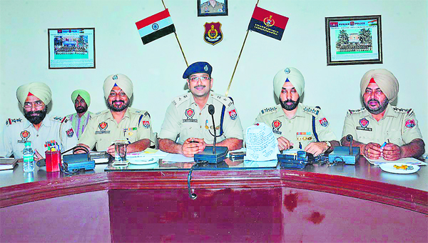 Sukha Kahlwan, Companion, Three, Others, Arrested, Sangrur, Police