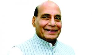 Student, Police, Cadet, Implemented, Every, Government, School, Country, Rajnath
