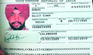 Former, SSP, Passport, Submitted
