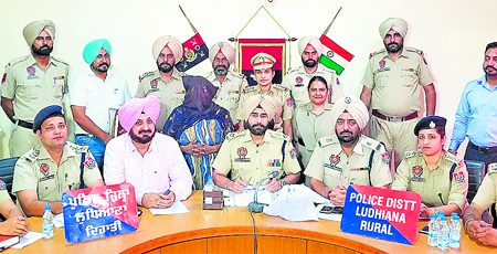 5 Crore, Heroin, Including, Woman, Smuggler, Arrested