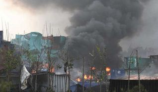 Explosion, In, Chemical, Factory, 19 Deaths
