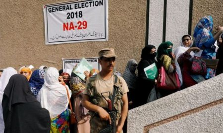 Voting, General, Elections, Pakistan, Start