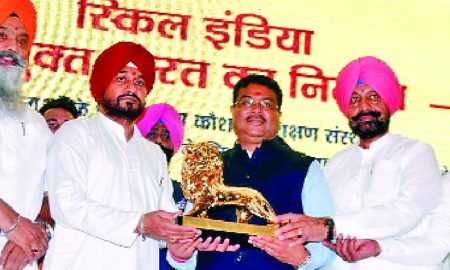 LPG, Pipeline, Released, 13, Districts, Punjab, Dharmendra, Pradhan