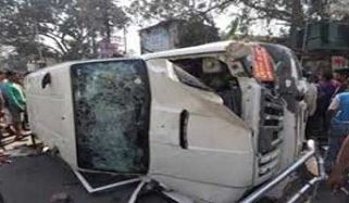 Five, People, Including, Three, Women, Died, Road, Accident, Jonpur, Seven, Wounded