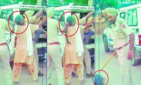 Police, Approached, DGP, Woman, Torture Case