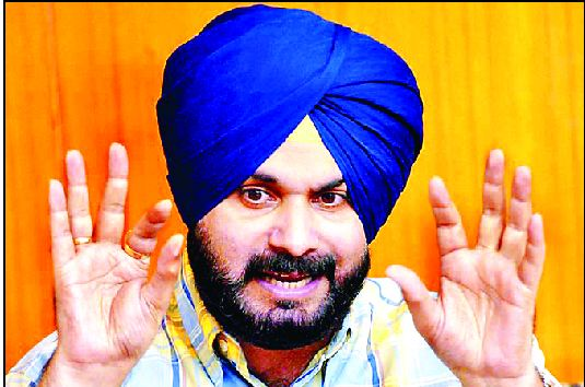 Star campaigner Navjot Sidhu not arrives in Delhi