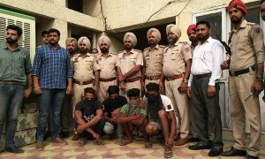 Police Detained, 4 Accused, Including, Missing, Car, Pistol, Issue