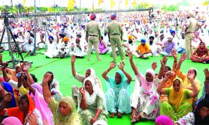 Political Attacks, Akalis, Opponents, Anniversary, Sant Harchand Singh, Longowal