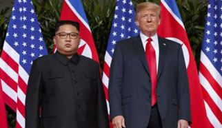 Meeting, Between, Trump, Kim Jong, White House