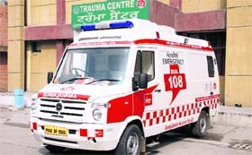 Ambulances, Provide, Health, Services