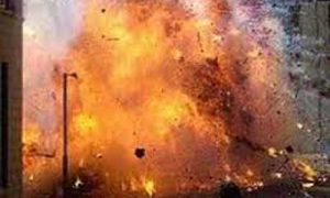 Blast, In, Pakistan, Two, Killed, 10 Injured