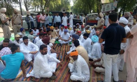 Dharna, Akali Dal, Possession, Booths
