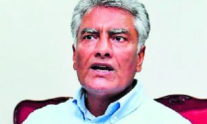 Jakhar, Orders, Dispute, Over Politicians, Give Orders, Officials