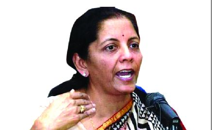Resolution, Cut Army, Sitharaman