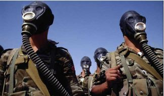 Syrian, Soldiers, Building, Chemical, Weapons, Jeffrey
