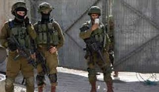 Israeli, Soldiers, West Bank, Palestinian