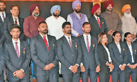 Government, Awarded, Prizes, Commonwealth, Asian, Games, Champions, Sponsors