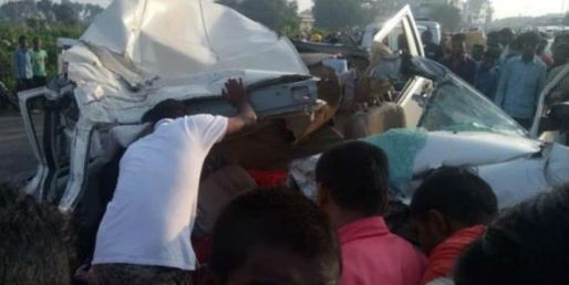 10 Deaths, Road, Accident, Rajnandgaon