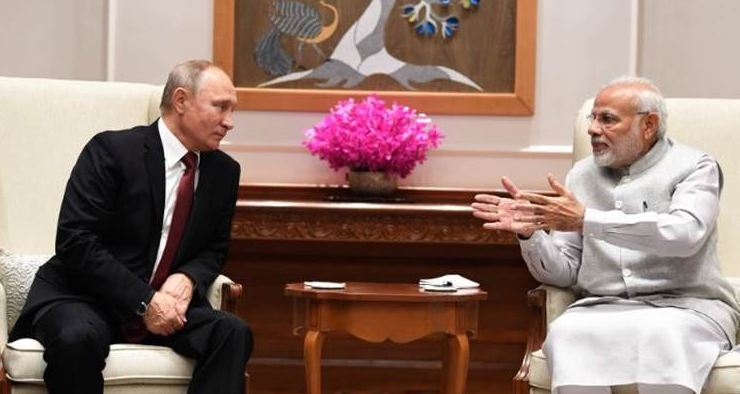 Modi, Ready, Important, Meeting, With, Putin