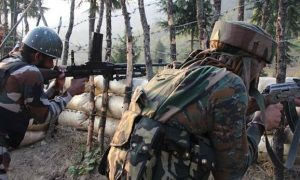 Two, Jawans, Injured, Militant, Attack, Pulwama
