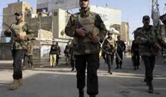 Attack, Convoy, Security Forces, Quetta, Two Dead, Three Injured