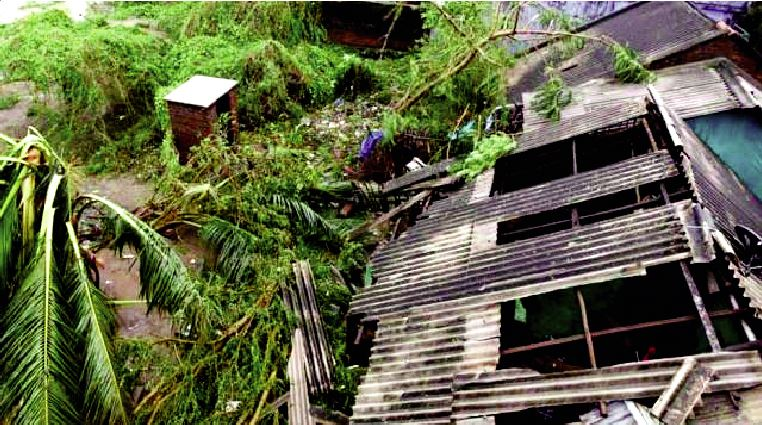 After Storm, 12Die,Earthquakes,4Missing