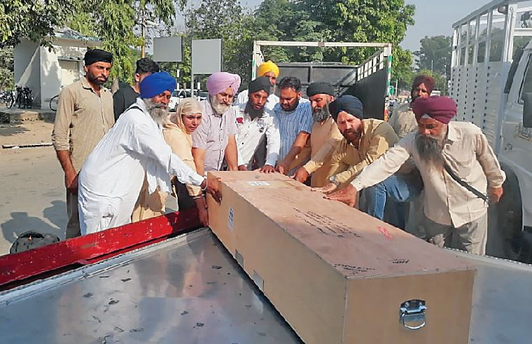 Nirmal Singh, Dead Body, Reached, Hometown, Dubai