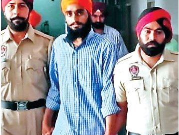 German, Patiala, Police, Have Made, Plot Attack, Badal, Court