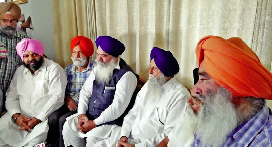 Ranjit Brahmpura, Not Want Meet Anyone, Other Than, Parkash Singh Badal