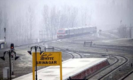 Restoration, Railway, Services, Kashmir