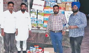 Haryana, Smugglers, Ghee, After Liquor