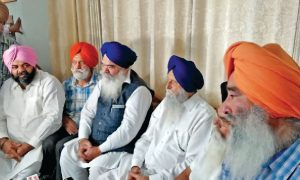 Sukhbir Badal, Offered Resign, Party President, Brahampura, Said