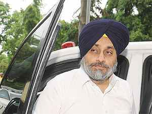 Sukhbir Singh Badal, Attack, Vehicle