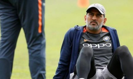 Dhoni, Out, T20, Squad, And, Australia, Tour