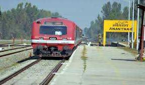 Kashmir, Rail, Service, Deferred