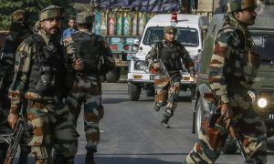 Kashmir, Security, Forces, Launched, Siege, Search, Operation