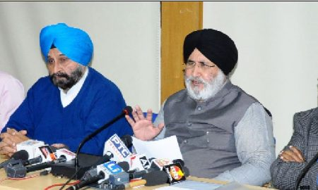 Akali Dal, Demands, Removal, Kunwar Vijay Partap, Conclusion