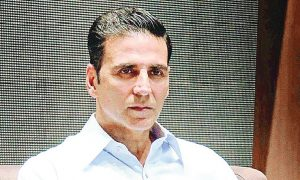 Akshay Kumar, Open Challenge, Not Meeting