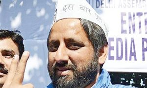 FIR, Against, Amanatullah