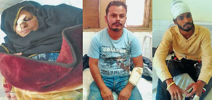 Two Unidentified, Men, Attacked, Shopkeepers