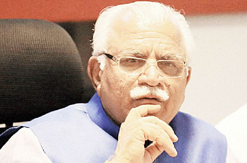 Commenting Women, Trapped, CM Khattar
