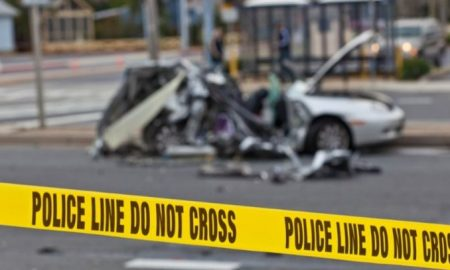 Four, Youths, Died, Aboard, Car Accident