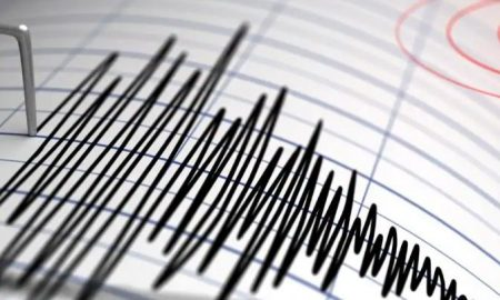 Strong Earthquake, Tonga, Polynesia
