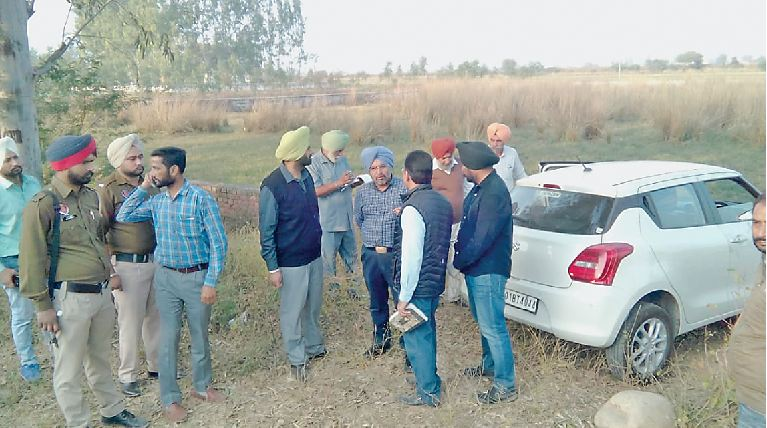Punjab, IAS Officer, Father-in-law, Shot Dead