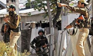 Two, Militants, Killed, Encounter, A, Jawan, Martyr