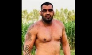 Kabaddi Player, Sukhman Chola, Death